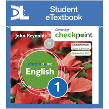 Cambridge Checkpoint English Student's Book 1 Student eTextbook - ISBN 9781398314931