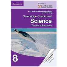 Cambridge Checkpoint Science Teacher's Resource CD-ROM 8 - ISBN 9781107625051
