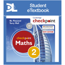 Hodder Cambridge Checkpoint Maths Student's Book 2 Student e-Textbook - ISBN 9781398315211