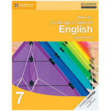 Cambridge International Checkpoint English Coursebook 7 - ISBN 9781107670235