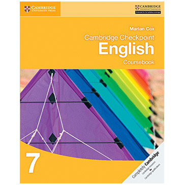 Cambridge International Checkpoint English Coursebook 7 - ISBN 9781107670235
