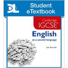 Hodder Cambridge IGCSE English as a Second Language Student eTextbook - ISBN 9781471836251