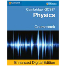 IGCSE Physics Coursebook Cambridge Elevate Enhanced Edition - ISBN 9781107502925