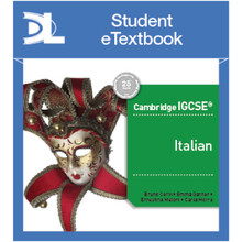 Hodder Cambridge IGCSE™ Italian Student Etextbook - ISBN 9781510448827