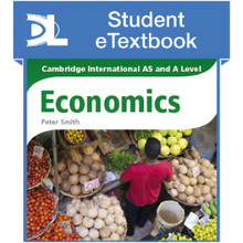 Hodder Cambridge International AS and A Level Economics Student eTextbook - ISBN 9781471840500