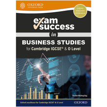 Oxford Exam Success in Business Studies for Cambridge IGCSE® & O Level - ISBN 9780198444725
