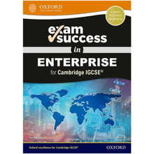Oxford Exam Success in Enterprise for Cambridge IGCSE® - ISBN 9780198444695