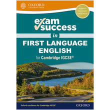 Oxford Exam Success in First Language English for Cambridge IGCSE® - ISBN 9780198444664