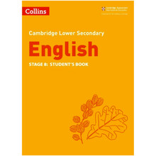 Collins Cambridge Lower Secondary English Student's Book Stage 8 - ISBN 9780008364076