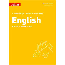 Collins Cambridge Lower Secondary English Workbook Stage 7 - ISBN 9780008364175