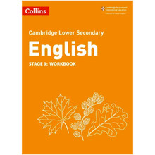 Collins Cambridge Lower Secondary English Workbook Stage 9 - ISBN 9780008364199