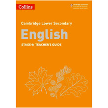 Collins Cambridge Lower Secondary English Teacher's Guide Stage 9 - ISBN 9780008364144