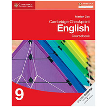 Cambridge Checkpoint English Coursebook 9 - ISBN 9781107667488