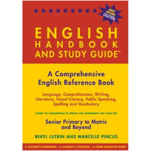 The English Handbook and Study Guide - ISBN 9780620325837