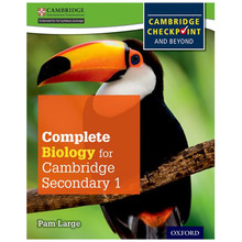 Complete Biology for Cambridge Secondary 1 Student Book - ISBN 9780198390213
