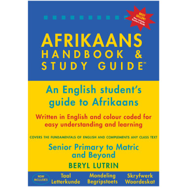 The Afrikaans Handbook and Study Guide - ISBN 9780620325844