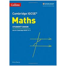Collins Cambridge IGCSE Maths Student's Book - ISBN 9780008257798