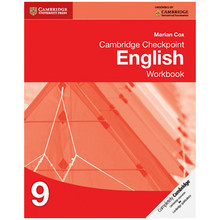 Cambridge Checkpoint English Workbook Book 9 - ISBN 9781107657304