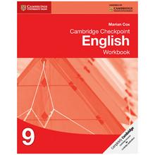 Cambridge Checkpoint English Workbook Book 9 - ISBN 9781107657304