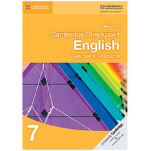 Cambridge Checkpoint English Teacher's Resource CD-ROM 7 - ISBN 9781107607248
