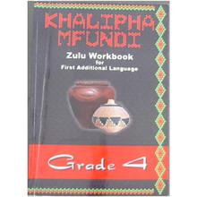 Khalipha Mfundi Workbook Grade 4 - ISBN 9781920450038