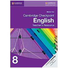 Cambridge Checkpoint English Teacher's Resource CD-ROM 8 - ISBN 9781107651227