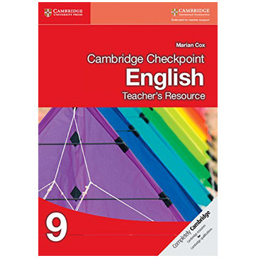 Cambridge Checkpoint English Teacher's Resource CD-ROM 9 - ISBN 9781107654921