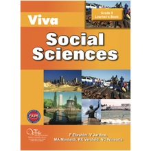 Viva Social Sciences Grade 8 Learner's book (CAPS) - ISBN 9781430711506