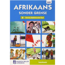Afrikaans Sonder Grense Afrikaans Eerste Addisionele Taal Graad 9 Leesboek - ISBN 9780636146228