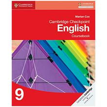 Cambridge Checkpoint English Coursebook 9 - ISBN 9781107667488
