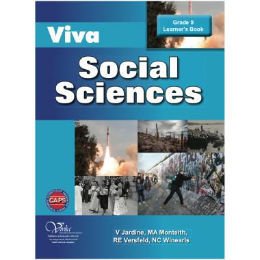 Viva Social Sciences Grade 9 Learner's book (CAPS) - ISBN 9781430711568