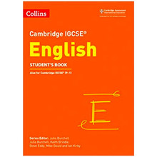Collins Cambridge IGCSE English Student's Book 3rd Edition - ISBN 9780008262006