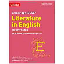 Collins Cambridge IGCSE Literature in English Student's Book - ISBN 9780008262037