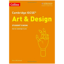 Collins Cambridge IGCSE Art and Design Student's Book - ISBN 9780008250966