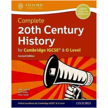 Complete 20th Century History for Cambridge IGCSE Student Book 2nd Edition - ISBN 9780198424925