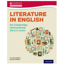 Literature in English for Cambridge International AS and A Level - ISBN 9780198332626