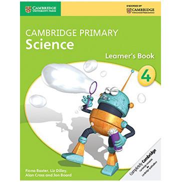 Cambridge Primary Science Learner's Book 4 - ISBN 9781107674509
