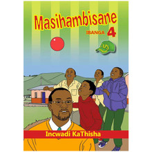 Masihambisane Grade 4 Home Language Teacher Resource - ISBN 9780796053671