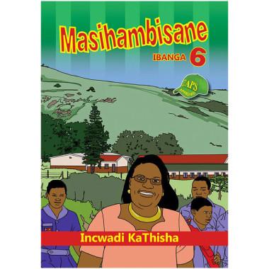 Masihambisane Grade 6 Home Language Teacher Resource - ISBN 9780796053817