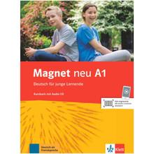 Magnet Neu - Kursbuch A1 + Audio-CD - ISBN 9783126760805