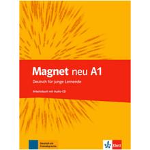 Magnet Neu - Arbeitsbuch A1 + audio-CD - ISBN 9783126760812