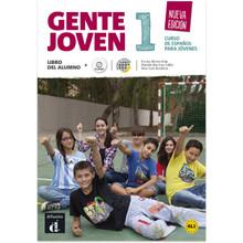 Spanish Gente Joven Nueva edición 1 Libro del alumno + CD - ISBN 9788415620754