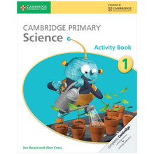 Cambridge Primary Science Activity Book 1 - ISBN 9781107611429