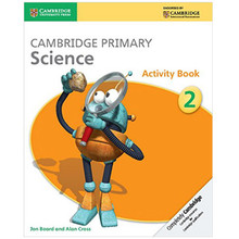Cambridge Primary Science Activity Book 2 - ISBN 9781107611436