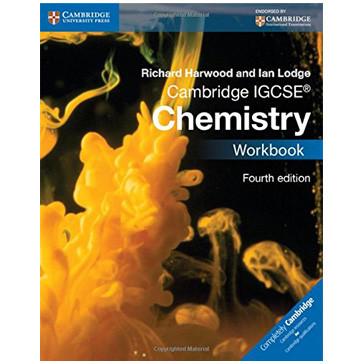 Cambridge International IGCSE Chemistry Workbook - ISBN 9781107614994