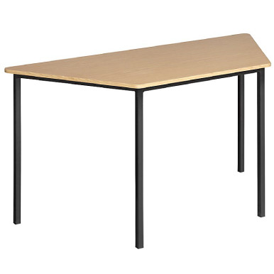 Trapezoid Training Tables - Training table sizes