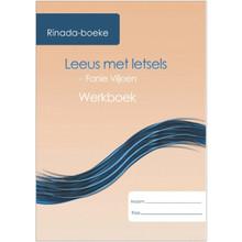Leeus Met Letsels Vrae Werkboek - ISBN 9780992222482