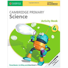 Cambridge Primary Science Activity Book 4 - ISBN 9781107656659