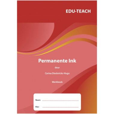 Permanente Ink Leerders en Werkboek - ISBN 9780992236137