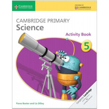 Cambridge Primary Science Activity Book 5 - ISBN 9781107658974